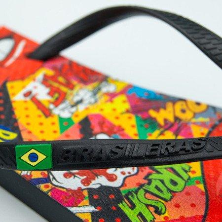 Brasileras Pop Art SS19 Black