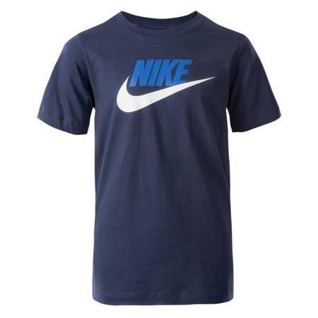 Męski T-Shirt Nike  Icon Futura AR5252-411